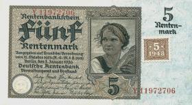R.332b 5 DM 1948 Kuponausgabe 8-stellig (1)