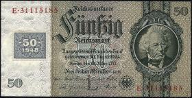 R.337c: 50 Mark 1948 Kuponausgabe  (1)