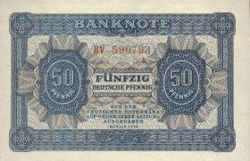 R.339b: 50 Pfennig 1948 Serie BV  (1)