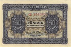 R.339b: 50 Pfennig 1948  Serie CS (1)