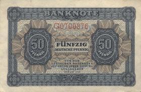R.339d: 50 Pfennig 1948 Serie G (1/1-)