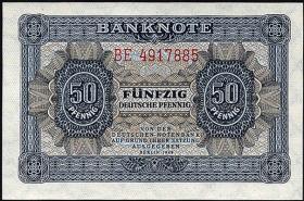 R.339e: 50 Pfennig 1948  7-stellig (1)