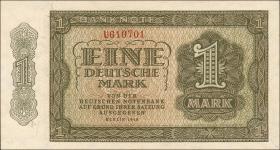 R.340a 1 DM 1948 6-stellig Serie U (1)