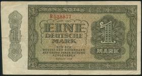 R.340a: 1 DM 1948 6-stellig Serie R (3)