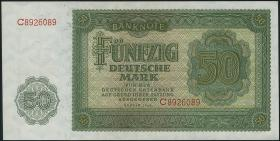 R.345a 50 DM 1948 ohne Platten-Nr. (1)