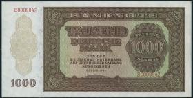 R.347 1000 DM 1948 (1) Serie B