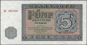 R.349b 5 Mark 1955 YJ Ersatznote (1)