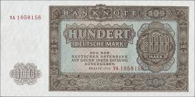 R.353b 100 DM 1955 Ersatznote (1)