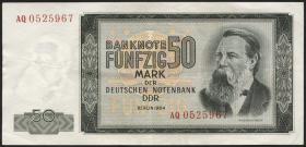 R.357a 50 Mark 1964 Engels (2)
