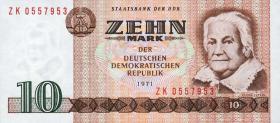 R.359d 10 Mark 1971 ZK Ersatznote (1)
