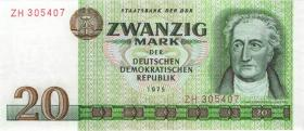 R.362b 20 Mark 1975 Ersatznote ZH (1)