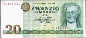 R.362d 20 Mark 1975 ZI Ersatznote (1)