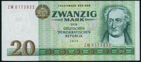 R.362d 20 Mark 1975 ZM Ersatznote (1)