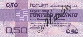 R.367M 50 Pfennig 1979 Forum MUSTER (1)