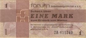 R.368b 1 Mark 1979 Forum Ersatznote (3)