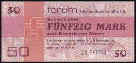 R.371b 50 Mark 1979 Forum Ersatznote (1)