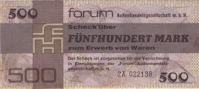 R.373b 500 Mark 1979 Forum Ersatznote (2)