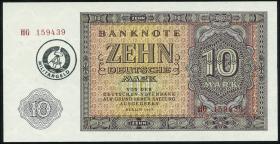 R.375a 10 Mark (1955) Militärgeld (1)