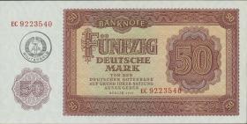 R.377a 50 Mark (1955) Militärgeld (1)