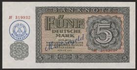 R.384: 5 DM (1955) Militärgeld (1)