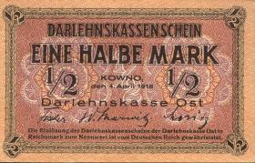 R.464: 1/2 Mark 1918 (1)