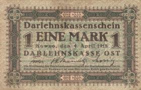 R.465: 1 Mark 1918 (3)