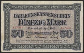 R.469: 50 Mark 1918 (3)