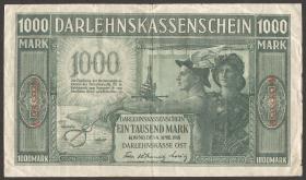 R.471a: 1000 Mark 1918 (3-)