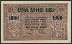 R.479a: Besetzung Rumänien 1000 Lei 1917 (2)