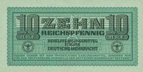 R.503: Wehrmachtsausgabe 10 Reichspfennig (1/1-)