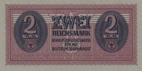 R.506: Wehrmachtsausgabe 2 Reichsmark o.D. (1942) (1)