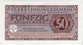 R.514: Deutsche Wehrmacht 50 Reichsmark 1944 (1/1-)