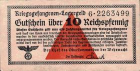 R.516: Kriegsgefangenengeld 10 Reichspfennig (1939) (2/1)