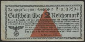 R.519a: Kriegsgefangenengeld 2 Reichsmark (1939) (3)