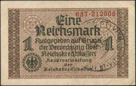 R.551e: 1 Reichsmark (1939) Reichskreditkasse (3)