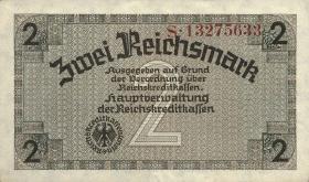 R.552b: 2 Reichsmark (1939) Reichskreditkasse (3)