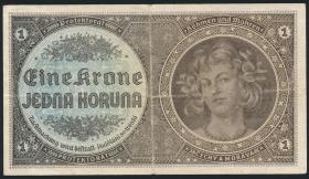 R.558a: Böhmen & Mähren 1 Krone (1940) (3)
