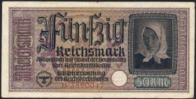 R.555a: 50 Reichsmark (1939) Reichskreditkasse (3)