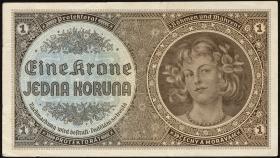 R.558a: Böhmen & Mähren 1 Krone (1940) (2)
