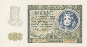 R.581: 5 Zlotych 1941 (1)