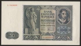 R.582: 50 Zlotych 1941 (1)