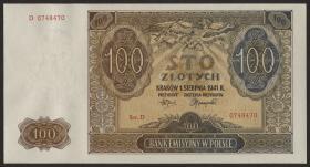 R.583: 100 Zlotych 1941 (1)