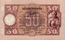 R.612: Laibach 50 Lire 1944 (1)