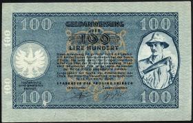 R.613: Laibach 100 Lire 1944 (2)
