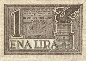 R.618: Laibach 1 Lire 1944 (1)
