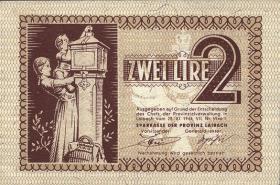R.619: Laibach 2 Lire 1944 (1)