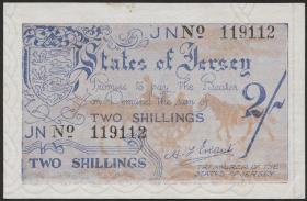 R.658b: Jersey 2 Shillings 6-stellig (1/1-)