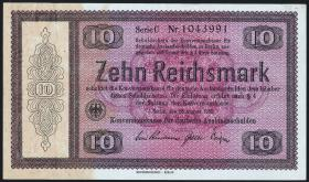 R.701b: Konversionskasse 10 Reichsmark 1933 (2)