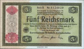 R.708a: Konversionskasse 5 Reichsmark 1934 (1)