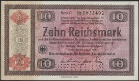 R.709E2: Konversionskasse 10 Reichsmark 1934 (1)